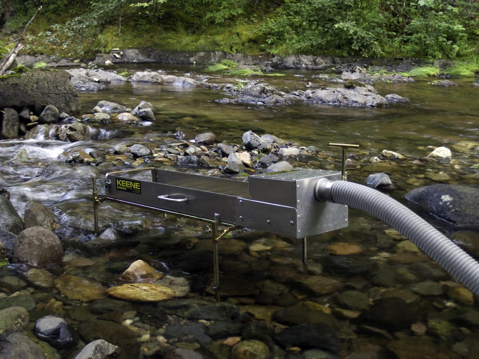 How To Gold Farming Quartzville Creek Oregon Pacific Northwest