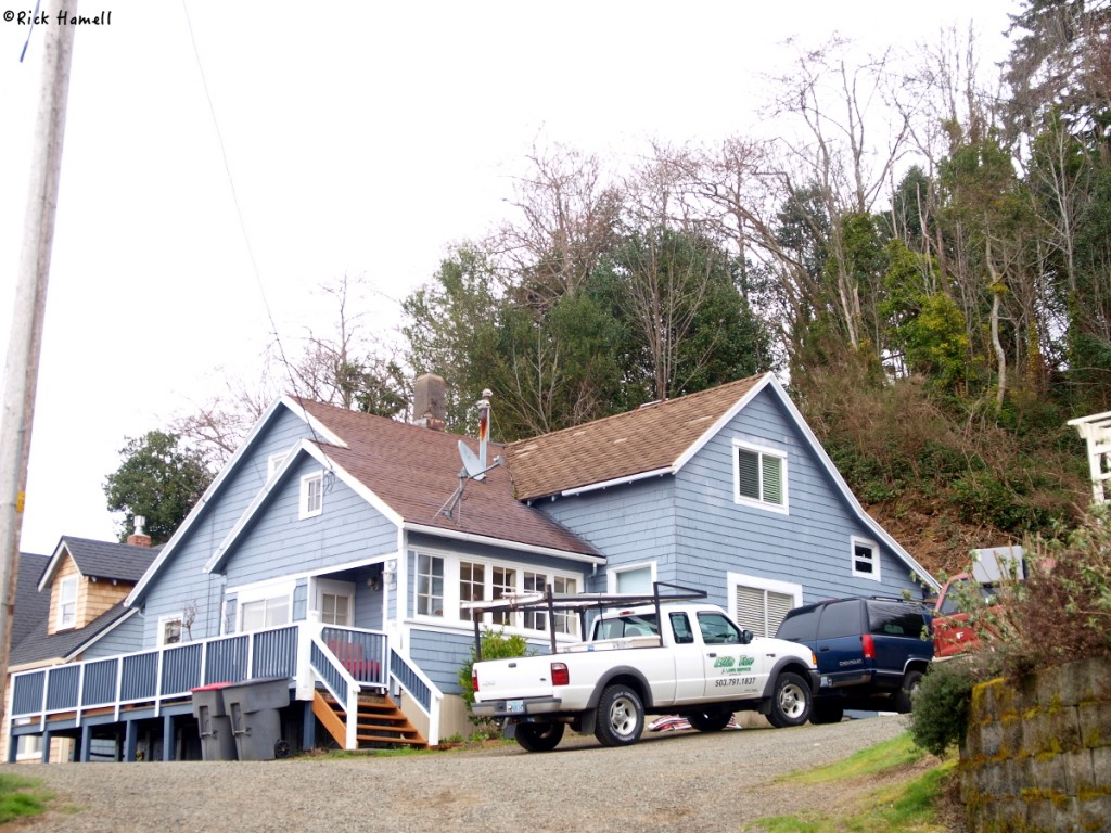 Data's House - from the Goonies