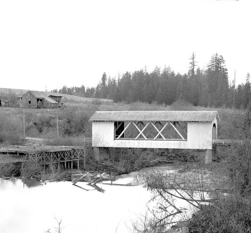 Jordan Covered Bridge